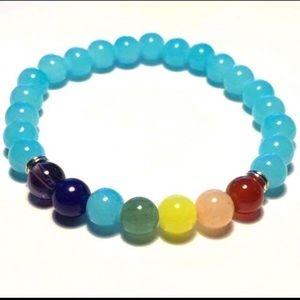 Jewelry - Chakra Stretch Bracelet